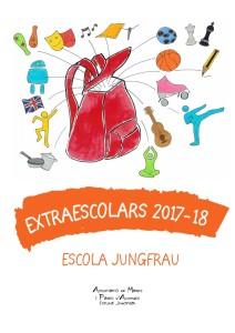 EXTRAESCOLARS portada jungfrau 17-18-3